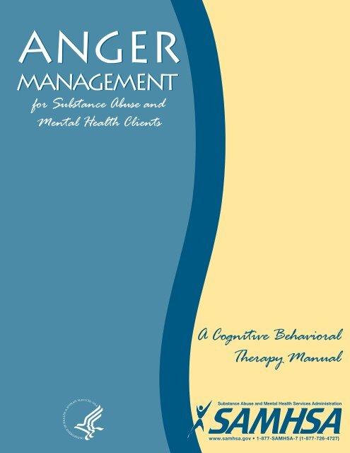 A Cognitive Behavioral Therapy Manual - SAMHSA Store ...