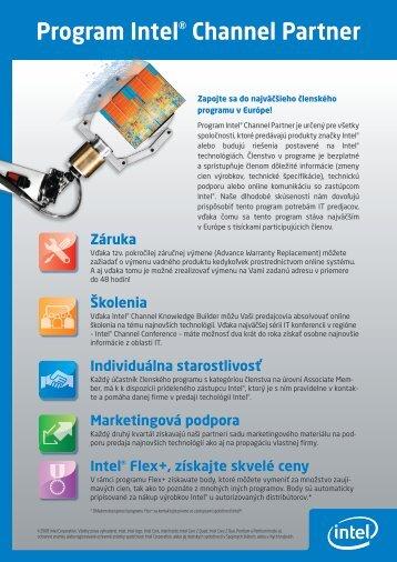 Intel Channel Partner_A4.indd - ASBIS SK Online