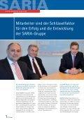 Gut ausgebildet, engagiert und offen für Neues - Saria Bio-Industries ... - Seite 4