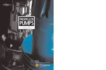 propeller pumps