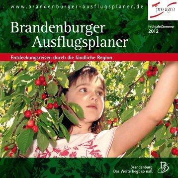 Brandenburger Ausflugsplaner - Ausflugsplaner Brandenburg