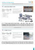 145 Surface Mounted Gate Kits 146-147 Underground ... - WF Senate - Page 3