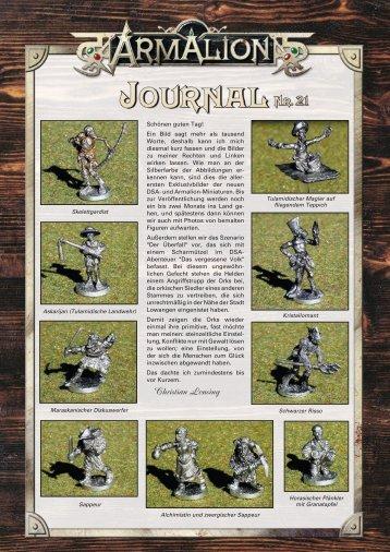 Christian Lonsing - Armalion-Kompendium