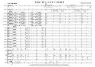 Baby It's Cold Outside published score - Lush Life Music