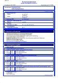 Sicherheitsdatenblatt - K+P Holz-Shop - Seite 5