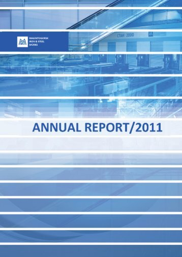 Financial Results for 2011 - Magnitogorsk Iron & Steel Works