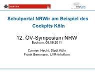 NRWir – eine integrierte Schul-Komplettlösung - Oev-symposium.de