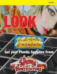 Get your Plastic Supplies From