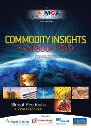 YEARBOOK 2010 - MCX