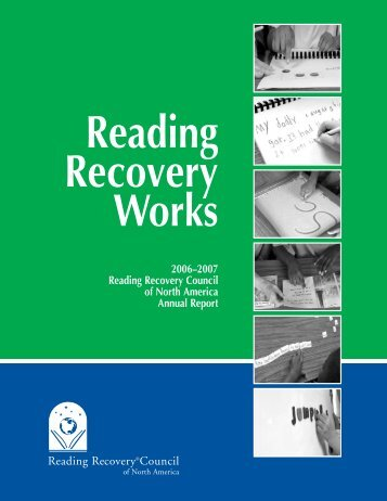 2006-07 - Reading Recovery Council of North America