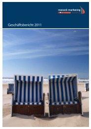 Geschäftsbericht 2011 - Rostock Marketing