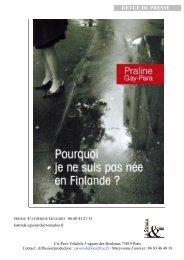 Pourquoi je ne suis pas née en Finlande - Confluences