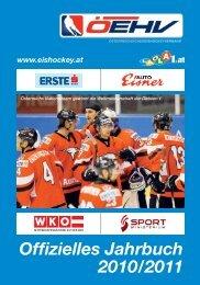 EC Red Bull Salzburg - Österreichischer Eishockeyverband