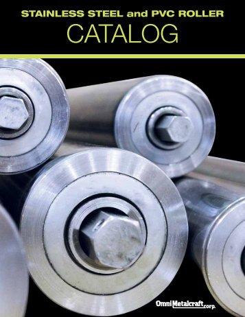 OMC Stainless PVC Roller Catalog