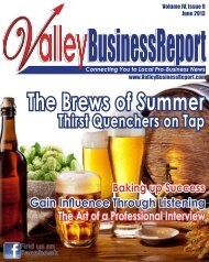 June 2013 - Valley Business Report