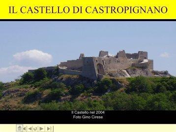 IL CASTELLO DI CASTROPIGNANO - Amcirese.it