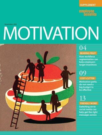 Motivation report - Employee Benefits