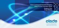 Sistema de Información Económica Energética Energy Economic ...