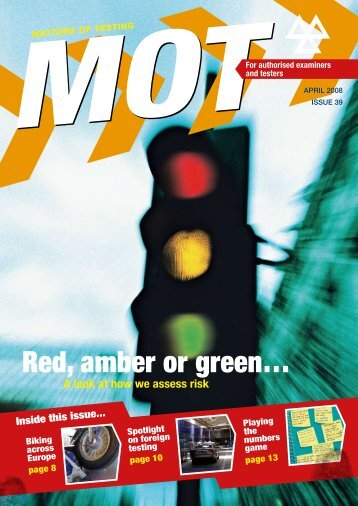 MoT - Issue 39