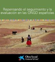 Repensando el seguimiento y la evaluación en las ONGD - la Caixa