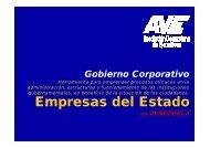 Empresas del Estado