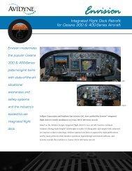 Rev July 2007 - 604KB - Adobe Acrobat PDF - Avidyne