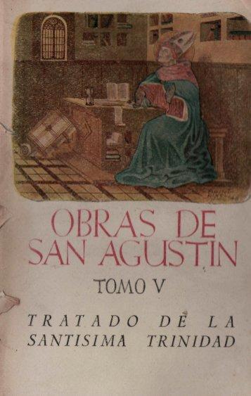 OBRAS DE SAN AGUSTÍN - Escritura y Verdad