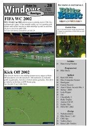 Kick Off 2002 FIFA WC 2002 - DaMat