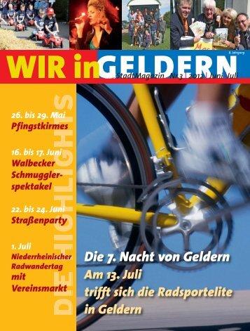 Gelderner Sommer 2012 - WIR in Geldern