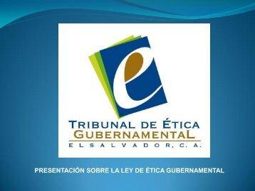 procedimiento administrativo sancionador - Tribunal de Ética ...