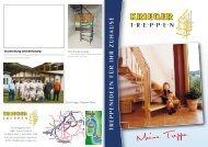 Ausstellung und Beratung - Krieger  Treppen GmbH