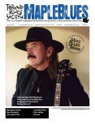 January 2013 - Toronto Blues Society