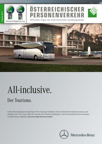 österreichischer personenverkehr - Berufsgruppe Bus