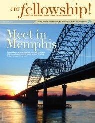 March/April - Cooperative Baptist Fellowship
