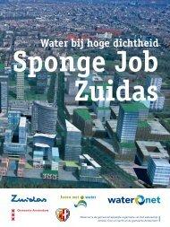 Eindrapport - 'Water bij hoge dichtheid; Sponge ... - Leven met Water
