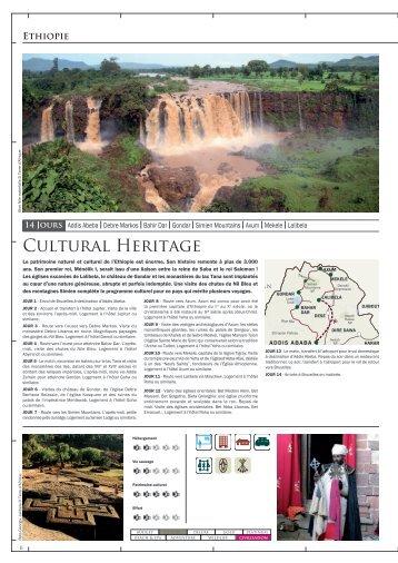 Ethiopie - Terre d'Afrique