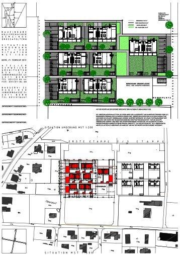 Baudokumente Teil 3 (pdf) - Bauservice Hunziker