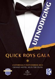 Download flyer - Quick Boys