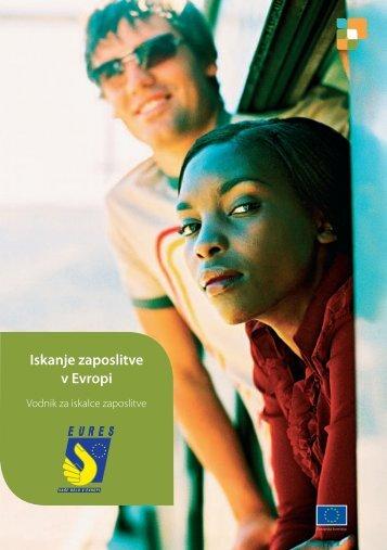 Iskanje zaposlitve v Evropi - Zavod RS za zaposlovanje