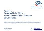 Facebook Demographie D - A - CH - Thomas Hutter