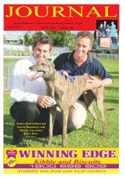 Kibble and Biscuits - Greyhounds Queensland