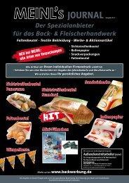 Der Spezialanbieter für das Back ... - backwerbung.de