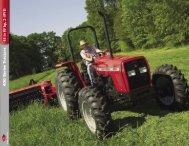 View the 400 Series Brochure - Hamilton Tractor & Equipment