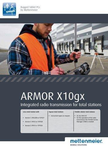 integrated total station radio (PDF) - Robust-pc.de