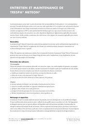 entretien et maintenance de trespa® meteon - Trespa.info