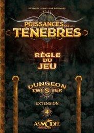 la règle en pdf - Dungeon Twister