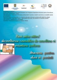 Brosura pentru elevi si parinti