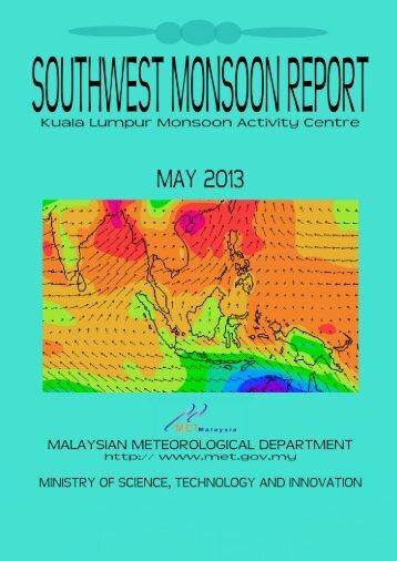 Kuala Lumpur Monsoon Activity Centre May 2013