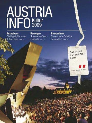 Austria Kultur 2009 - travelfilm.de