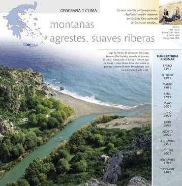 montañas agrestes, suaves riberas - Rethymno
